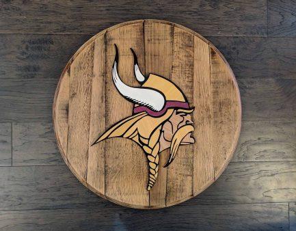 minnesota-vikings-bourbon-barrel-head