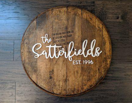 satterfields-bourbon-barrel-head-name-sign